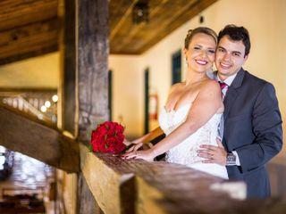O casamento de Waleska Daniely  e Alexandre