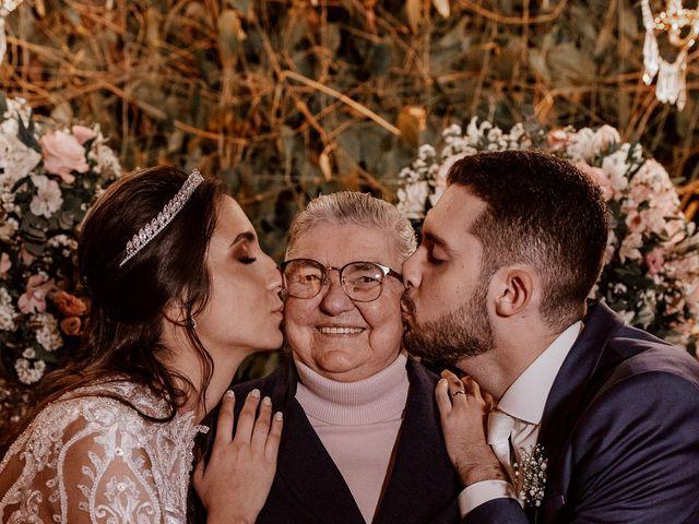 O casamento de Marcelo e Larissa em Gaspar, Santa Catarina 7