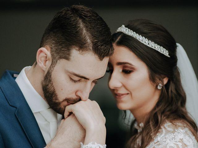 O casamento de Marcelo e Larissa em Gaspar, Santa Catarina 27