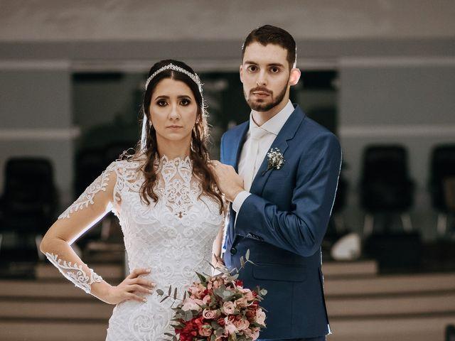 O casamento de Marcelo e Larissa em Gaspar, Santa Catarina 34