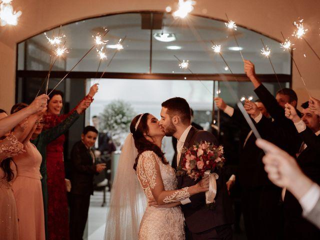O casamento de Marcelo e Larissa em Gaspar, Santa Catarina 35