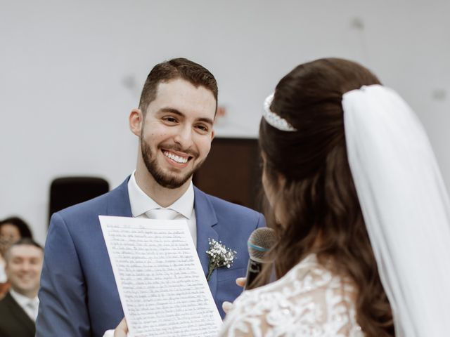 O casamento de Marcelo e Larissa em Gaspar, Santa Catarina 39