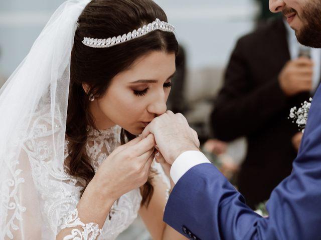 O casamento de Marcelo e Larissa em Gaspar, Santa Catarina 42