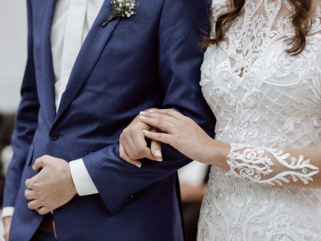 O casamento de Marcelo e Larissa em Gaspar, Santa Catarina 44