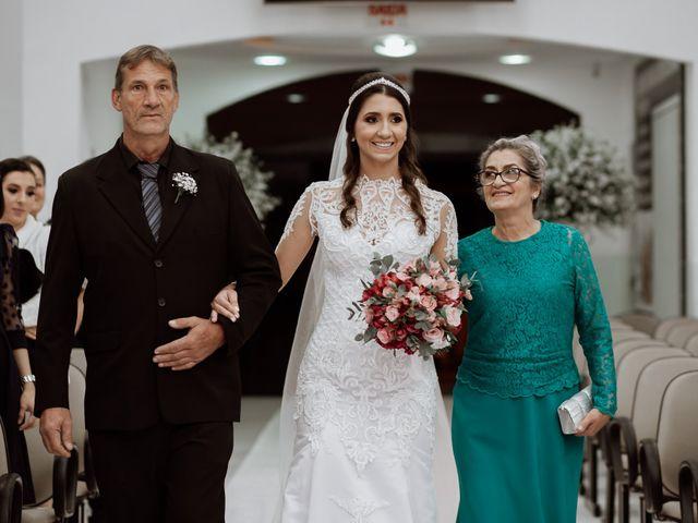 O casamento de Marcelo e Larissa em Gaspar, Santa Catarina 46