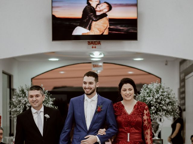 O casamento de Marcelo e Larissa em Gaspar, Santa Catarina 48