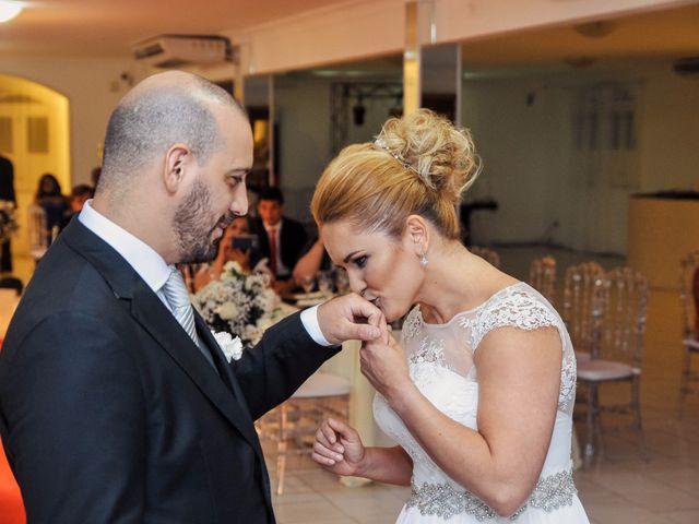 O casamento de Lenna e Sebastian