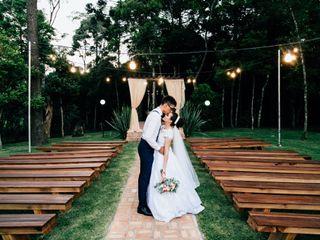 O casamento de Allana e Thauan