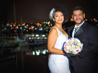 O casamento de Lucila e Tiago