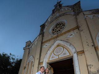 O casamento de Ana Bia e Adonay 1