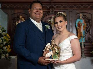O casamento de Ana Bia e Adonay