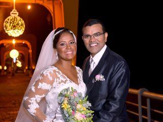 O casamento de Bruna e Luiz Otávio