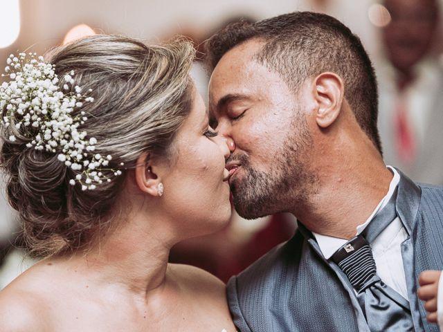 O casamento de Francis e Viviane em Ribeirão das Neves, Minas Gerais 1