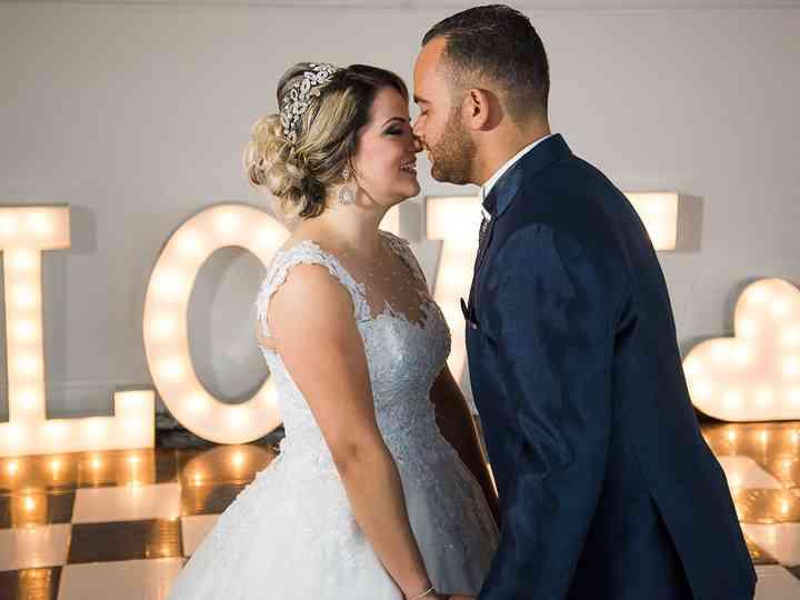 O casamento de Thamirys e Gabriel