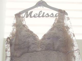 O casamento de Melissa e Rafael 2