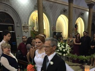 O casamento de Sandra e Luciano 1