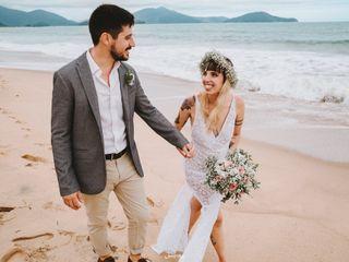 O casamento de Paula e Juan