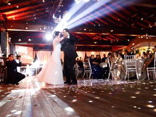 O casamento de Melissa e Wagner