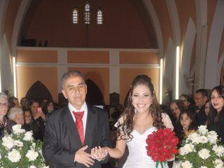 O casamento de Camila  e Luis 1