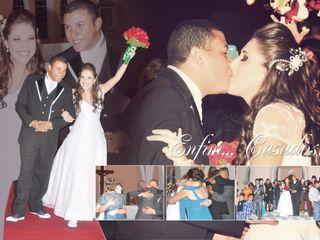 O casamento de Camila  e Luis