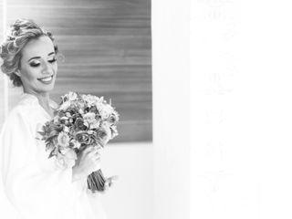 O casamento de Stephanie e Michel 1