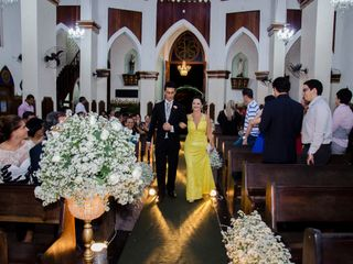 O casamento de Stephanie e Michel 3