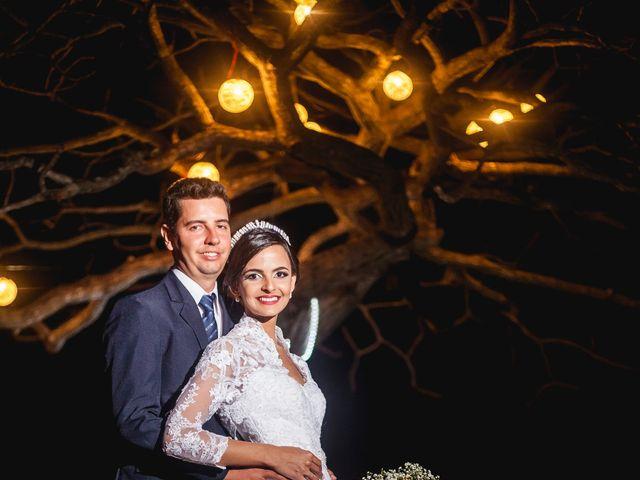 O casamento de Lizziane e Thalles Bueno
