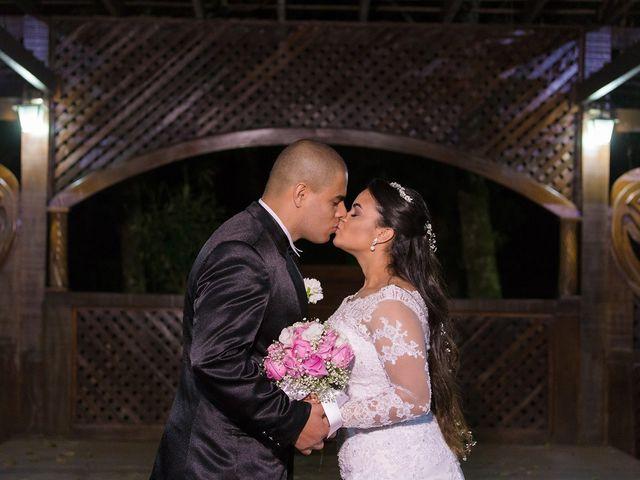 O casamento de Patrícia e Marlon