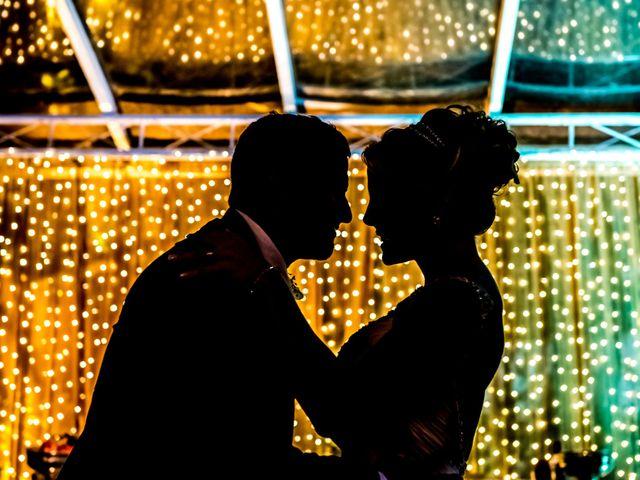 O casamento de Fernanda e Henrique
