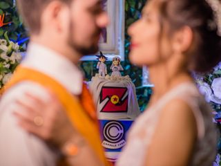 O casamento de Natiele e Tarcilio