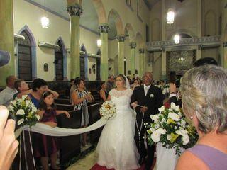 O casamento de Priscila  e Leandro  2
