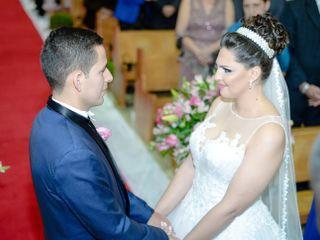 O casamento de Cibely e Rafael