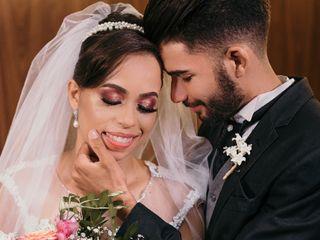 O casamento de Jaidy Mila e Emerson Ricardo 1