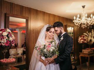 O casamento de Jaidy Mila e Emerson Ricardo