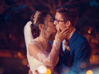 O casamento de Natália e Caio