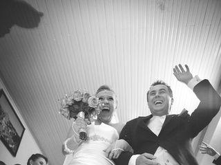 O casamento de Sabrina e Cleiton