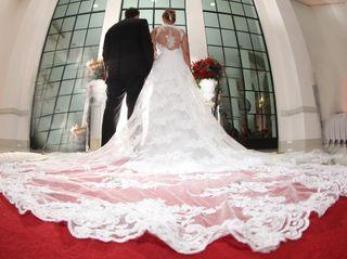 O casamento de Carla e Bathista 3