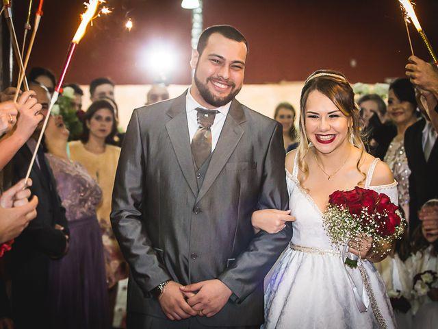 O casamento de Karen e Cassiano