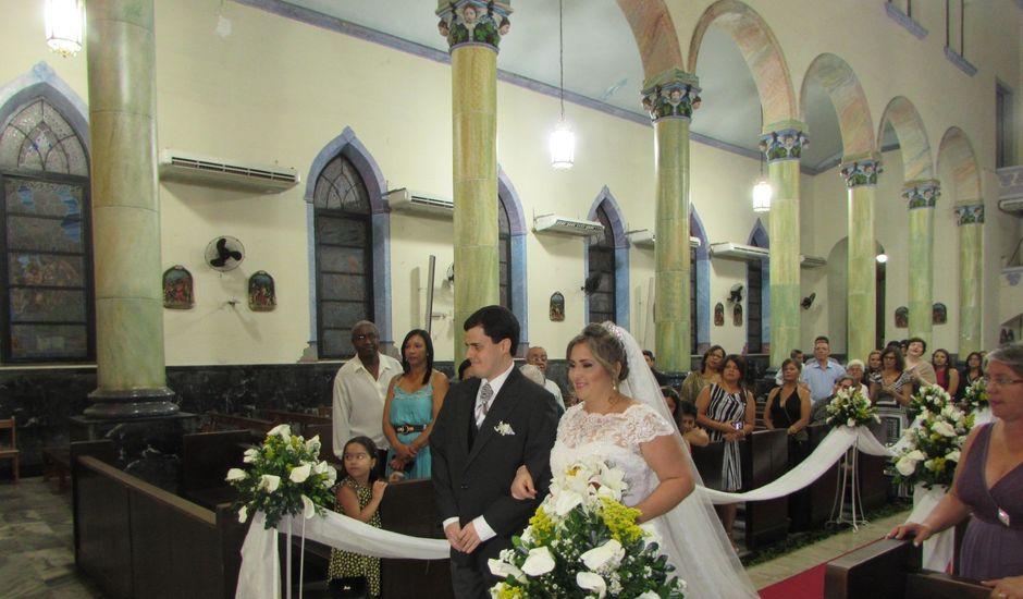 O casamento de Leandro  e Priscila  em Nova Iguaçu, Rio de Janeiro