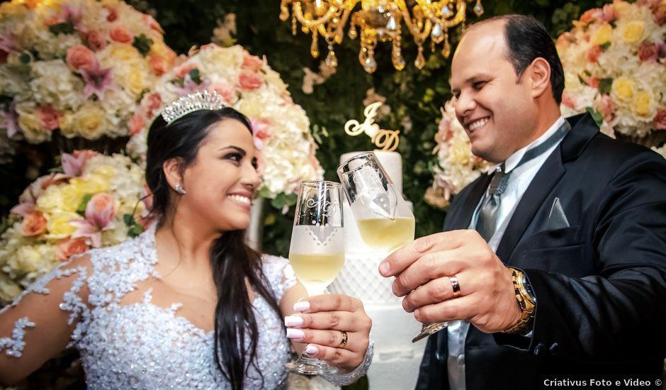 O casamento de Jefferson e Daisy em São Paulo, São Paulo