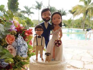 O casamento de Paula  e Rafael  1