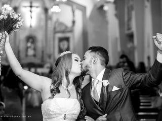 O casamento de Helen Daiana  e Ramon