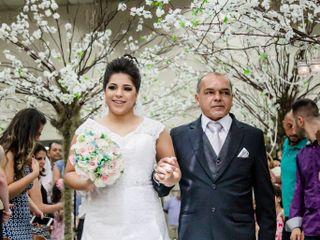 O casamento de Jessyka e Renan 3