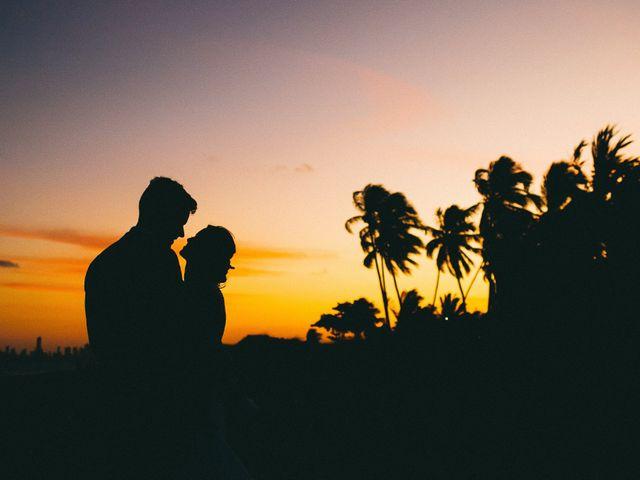 O casamento de Luciana e Marcel
