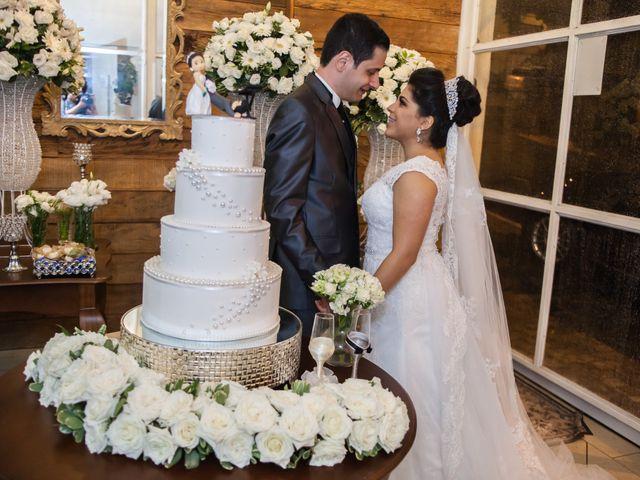 O casamento de Jessyka e Renan