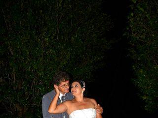 O casamento de Cirlene e Edison
