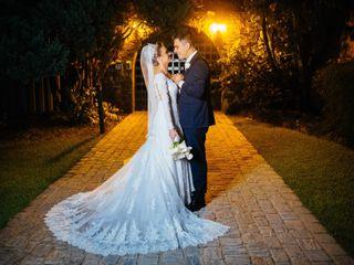 O casamento de Marianna e Diego