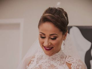 O casamento de Fernanda e Caio 1