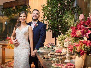 O casamento de Graziela e Bruno