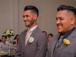 O casamento de Rafael  e Douglas  1